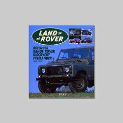 LAND ROVER DEFENDER, RANGE...